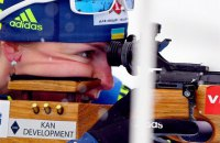 Украинские биатлонистки взяли серебро в эстафете на чемпионате мира
