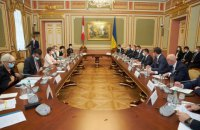Зеленський закликав Швейцарію долучитися до розвитку туризму в Україні
