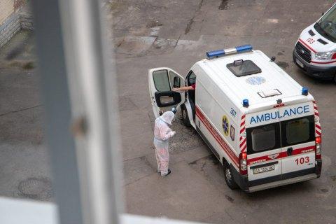 НАН попередила про можливе зростання кількості госпіталізацій хворих на ковід