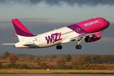 """Wizz Air запустила рейс """"Львів - Вільнюс"""""""