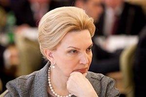Міністр охорони здоров'я РФ подякувала Богатирьовій за допомогу російським прочанам