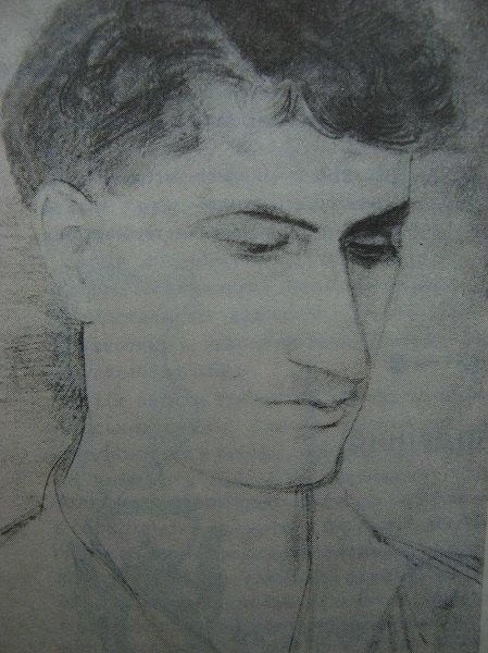 Оксана Павленко «Портрет Седляра». 1927