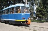 Через збій в енергомережі в Одесі зупинився майже весь громадський транспорт