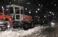 Из-за непогоды в Украине обесточены более 600 населенных пунктов в двух областях