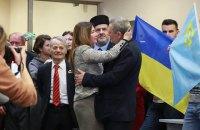 Чийгоз і Умеров повернулися в Україну