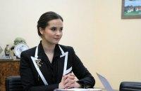 """Кандидат от """"Евросолидарности"""" объяснила, почему уступила мандат Вятровичу"""