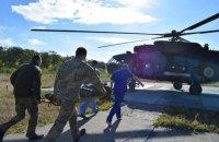 З початку дня на Донбасі поранено трьох військових