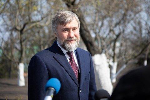 НАБУ проводит обыск в центральном офисе компании Новинского