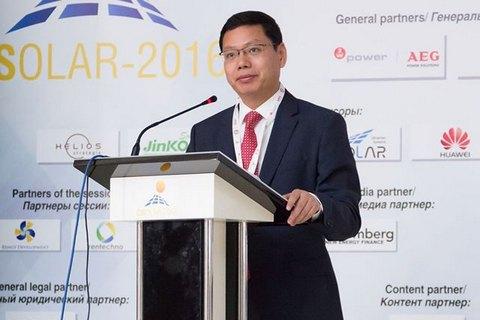 Китайская CNBM готова инвестировать в Украину при благоприятных бизнес-условиях