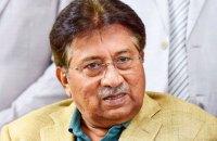 Експрезидента Пакистану Мушаррафа засудили до смертної кари за держзраду