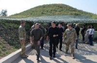 Разумков відвідав Донбас (оновлено)