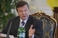 Янукович будет всегда осуждать Сталина