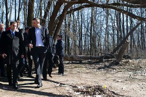 Кличко приказал убрать мусор в Киеве