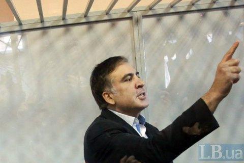 Insider: Саакашвілі написав Порошенкові листа з пропозицією помиритися