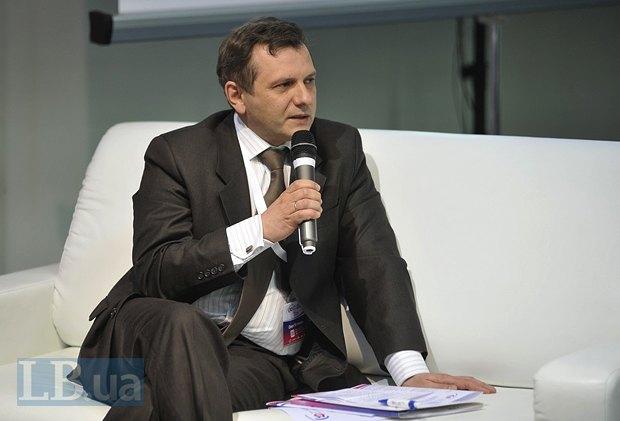 Олег Устенко, исполнительный директор Международного фонда им. Блейзера