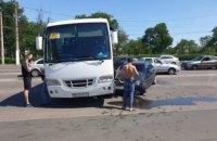 Молодша дочка Гриценка потрапила в ДТП в Одесі