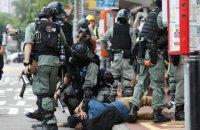 У Гонконзі заарештували близько 50 активістів