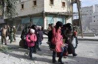 Из восточного Алеппо эвакуировали 19 тысяч человек, - ООН
