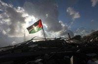 На кордоні Ізраїлю із сектором Гази відбулися зіткнення, понад 400 постраждалих
