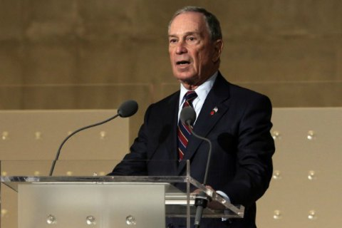 Прошлый мэр Нью-Йорка Блумберг пожертвовал $1,8 млрд вузу