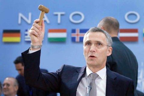 Генсек НАТО порадив Росії змиритися з розширенням Альянсу