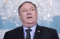 Помпео подзвонив Лаврову і повідомив про намір увести нові санкції проти РФ