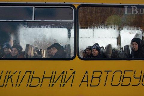 У Сумах ввели безкоштовний проїзд для школярів усіх класів