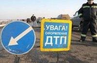 В Днепропетровске больше всего ДТП происходит в четверг и пятницу