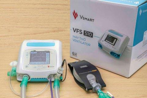 Дания передала Украине 50 аппаратов искусственной вентиляции легких - МИД