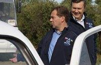 Янукович стал сторонником ретро-автомобилей марки «Победа»