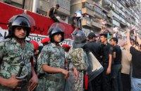 В Каире обстреляли узел спутниковой связи, есть раненые