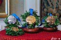 Озвучено розміри призових для українців за медалі Європейських ігор