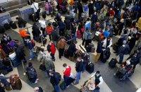 США не планують знімати заборону на в'їзд для мандрівників з Європи
