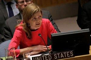 Санкції проти Росії триватимуть до повернення Криму Україні, - постпред США при ООН