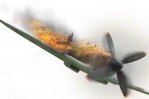 В Винницкой области разбился самолет: погиб пилот