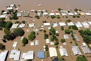 В Австралии два штата пострадали от наводнений, есть жертвы