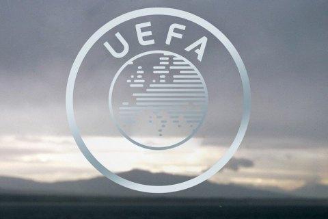 Опубликована окончательная в этом году таблица коэффициентов УЕФА