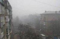 КГГА назвала районы, где воздух загрязнен диоксидом азота и формальдегидом