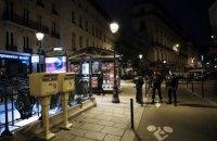 Террорист с ножом атаковал прохожих в центре Парижа: один погиб, четверо ранены