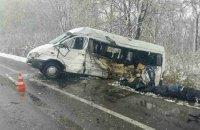 Водитель маршрутки получил 9 лет за аварию с четырьмя погибшими в Харьковской области