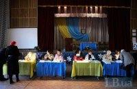 Нацполіція взяла окружні виборчі комісії під цілодобову охорону