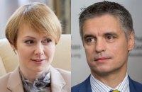 Дипломатическим советником Зеленского может стать Елена Зеркаль, а главой МИД Вадим Пристайко