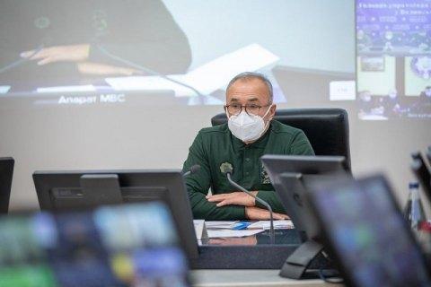С 21 октября МВД переходит на усиленный режим работы