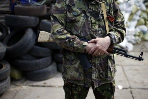 """Российский наемник на Донбассе расстрелял своих сослуживцев, а потом застрелился сам, - ОТУ """"Север"""""""