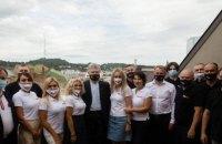 Активісти SaveФОП у Львові звернулися до Порошенка із проханням відстоювати права малого та середнього бізнесу