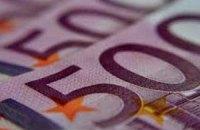 Міжбанківський євро сягнув позначки 10,70 грн