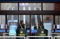 У Китаї закрили два міста з населенням 16 млн осіб через коронавірус