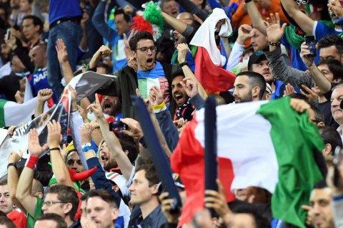 Италия обыграла Бельгию в матче Евро-2016 и возглавила группу Е