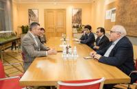 Кличко и главы ассоциаций городов Польши и Франции договорились сотрудничать в муниципальных проектах