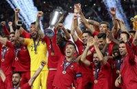 Сборная Португалии выиграла исторический первый финал Лиги Наций